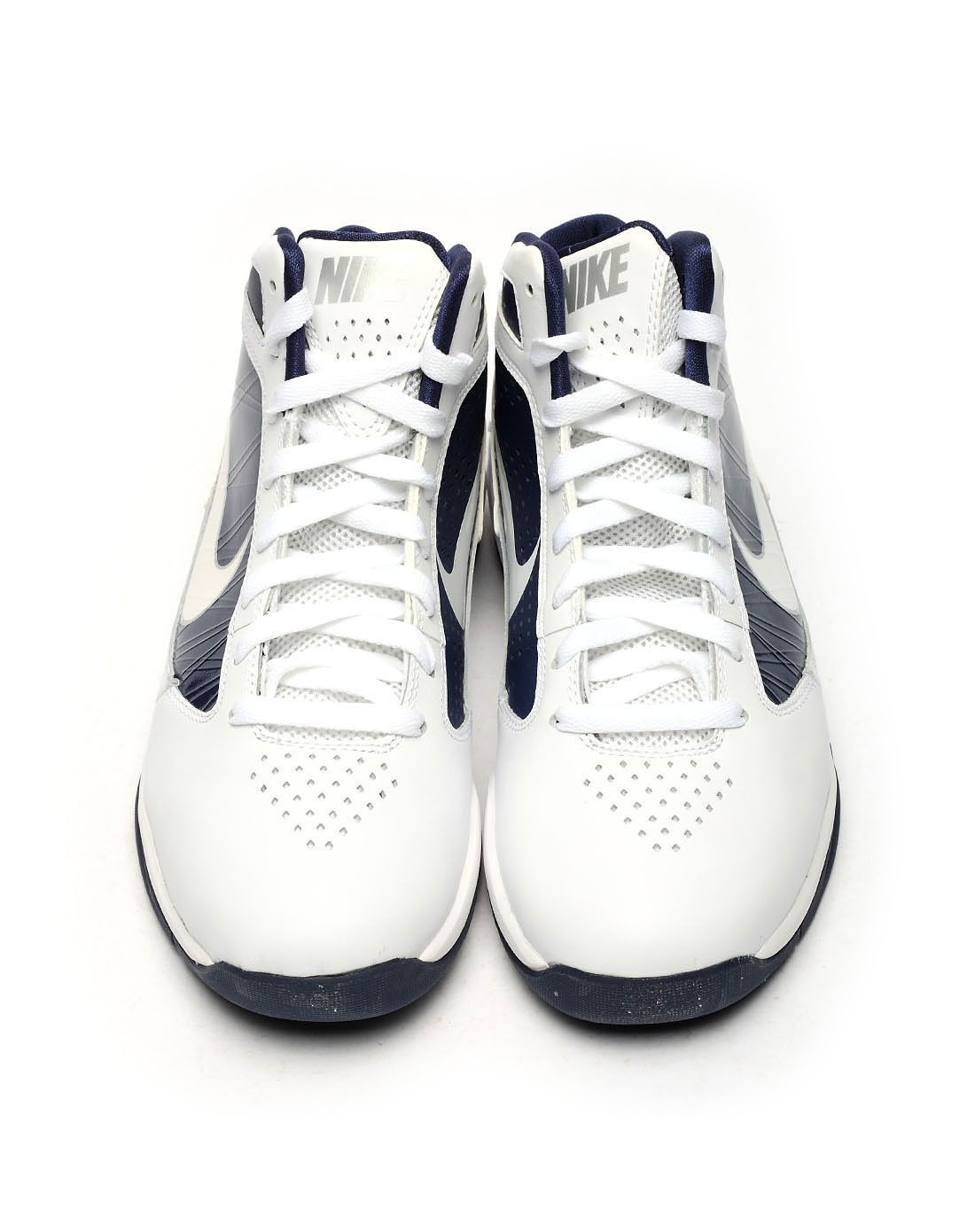 耐克nike-男子篮球系列白色篮球鞋454140-104