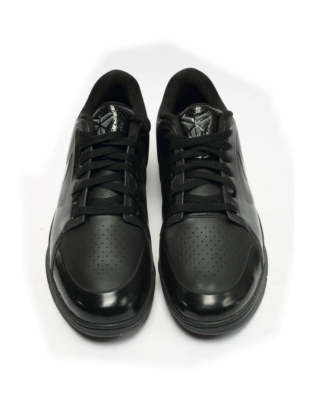耐克nike-男子黑色篮球鞋442470-003