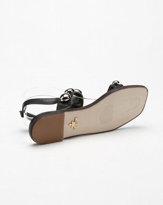 黑色凉鞋1336-1黑色