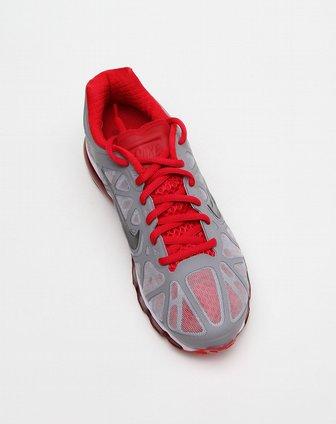 耐克nike-女款浅灰拼深玫红色运动鞋429890-060