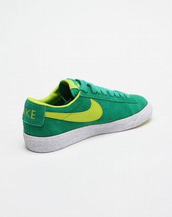 耐克nike-女款经典休闲绿色运动文化鞋525505-301