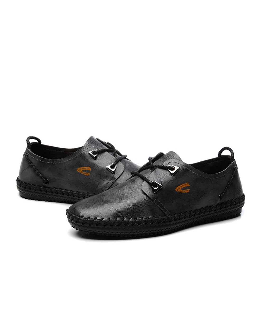 active男灰色休闲鞋c6360616815