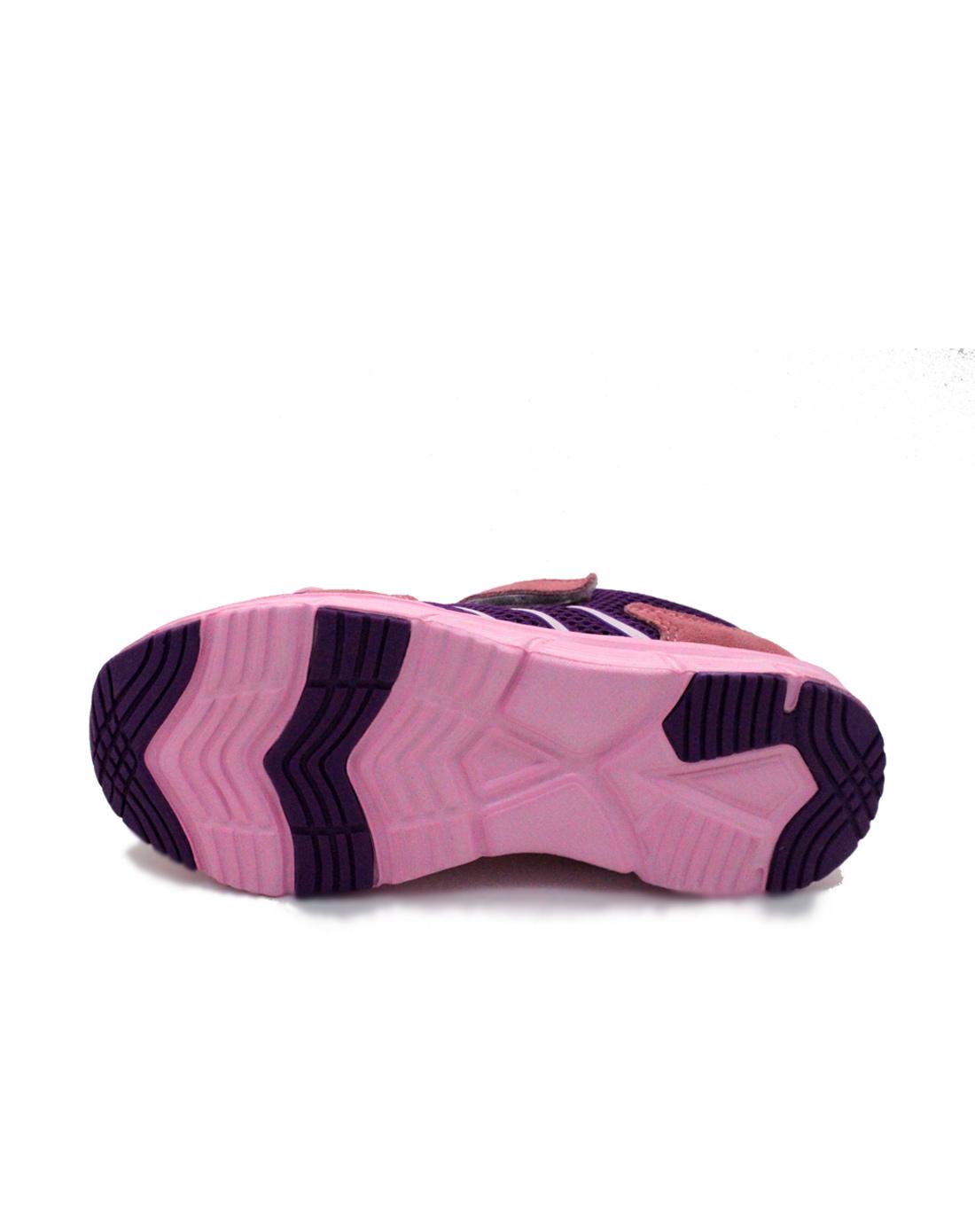 女童紫桃红网布鞋hp-a