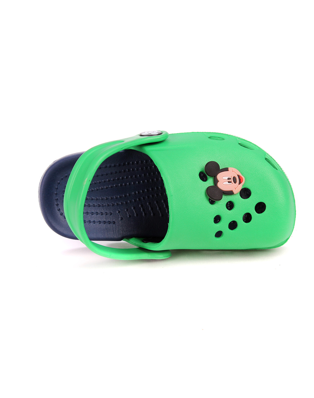 童鞋专场迪士尼 男/女小童凉拖鞋绿色yros78268n1bc3