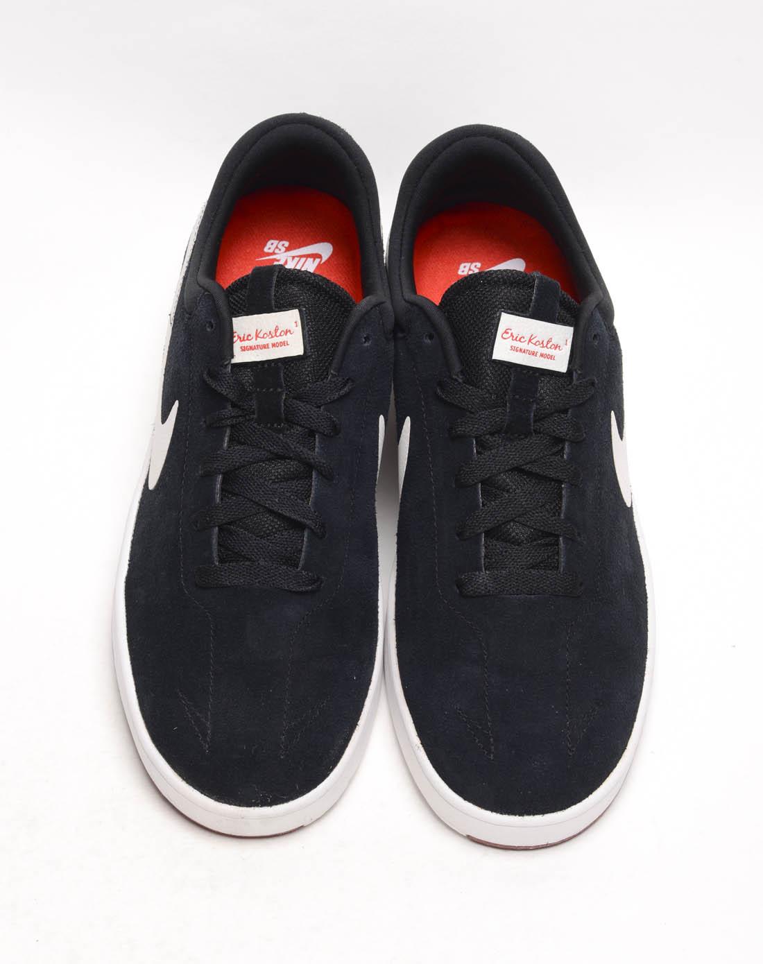 耐克nike-男子黑色复古鞋442476-004